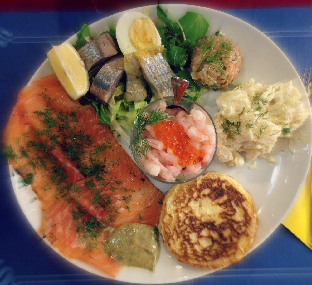 Cuisiner Un Repas Norvegien