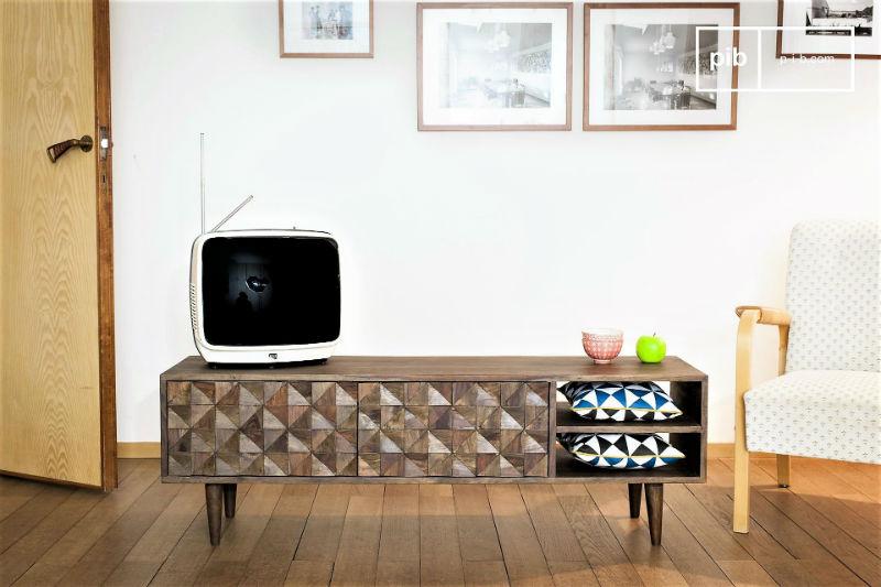 changez votre meuble tv pour un style nordique - Meubles Scandinaves