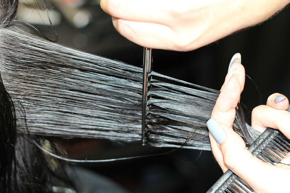 amengament salon coiffure