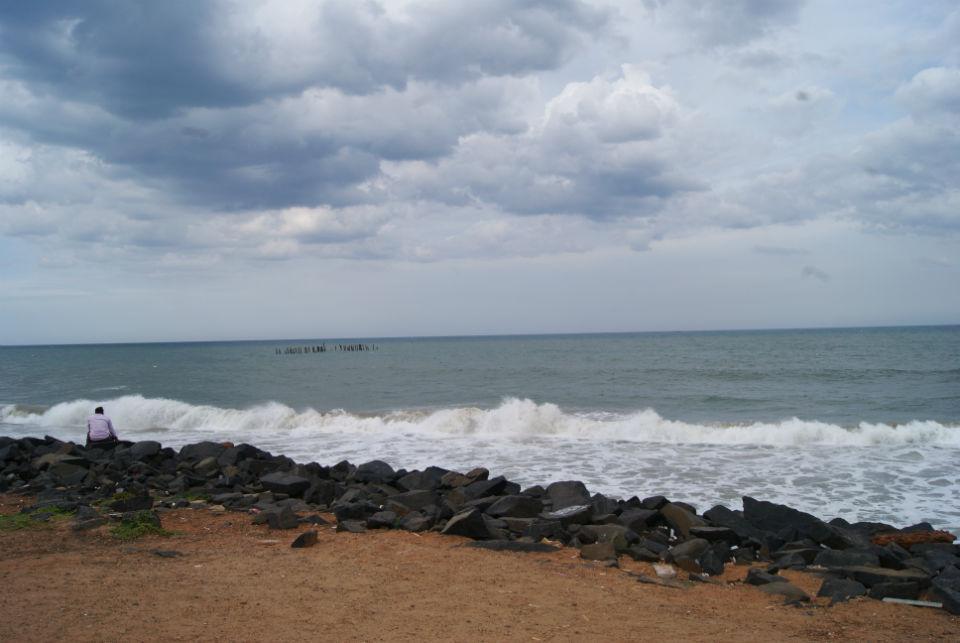 promenade mer